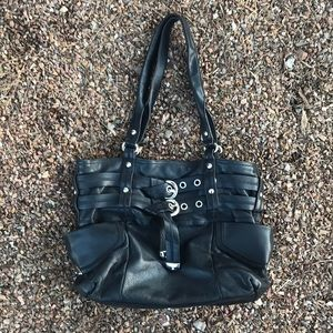 B. Makowsky shoulder purse